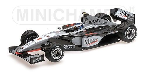 Minichamps 186990001 - MCLAREN MERCEDES MP4/14 HAKKINEN WORLD CHAMPION 1999 1/18
