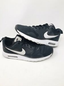 Details about Nike Air Max Tavas Men's Size 12.5 Black White Running Athletic Shoes 705149 009