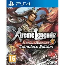 Dynasty Warriors 8 Xtreme Legends Complete Edition PS4 Game - Brand new!