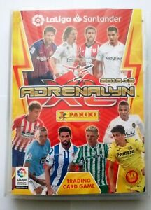Adrenalyn-XL-LaLiga-2018-2019-Spanish-Football-Full-Set-585-cards-Panini