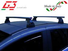 Barre Portatutto Portapacchi SEAT LEON 2012/> TIGER 120 Menabo/' Alluminio
