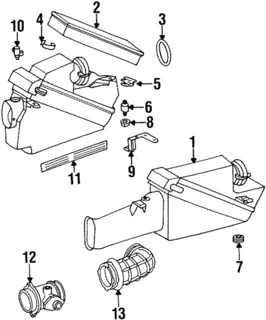 4 Universal Intake Tube