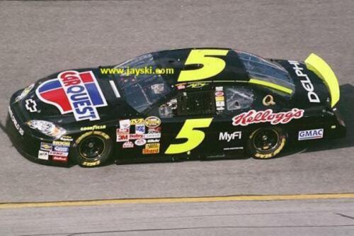 #5 Kyle Busch CarQuest Monte Carlo 2006 1//43rd Scale Decals