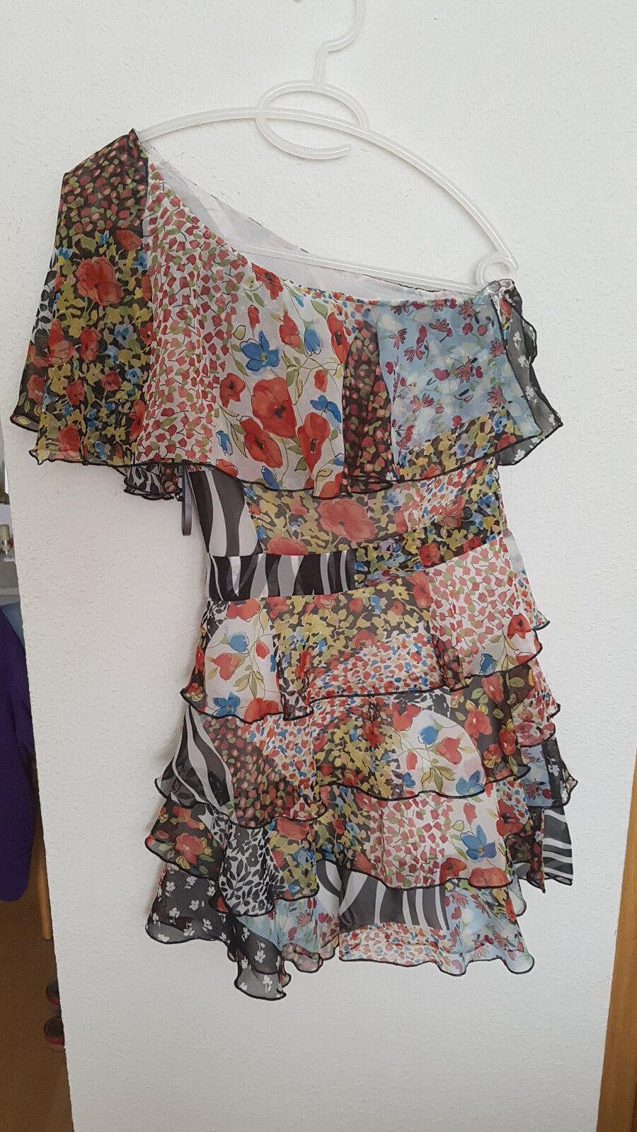 Kleid  Lipsy London London London Gr. 32, one shoulder   Großer Verkauf  1dc1e3