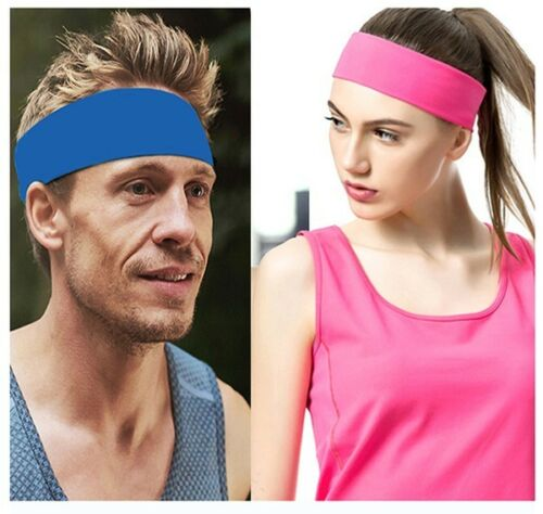 Sport alice kopfband damen Yoga fitnessstudio schweißband geflochten rutschfest