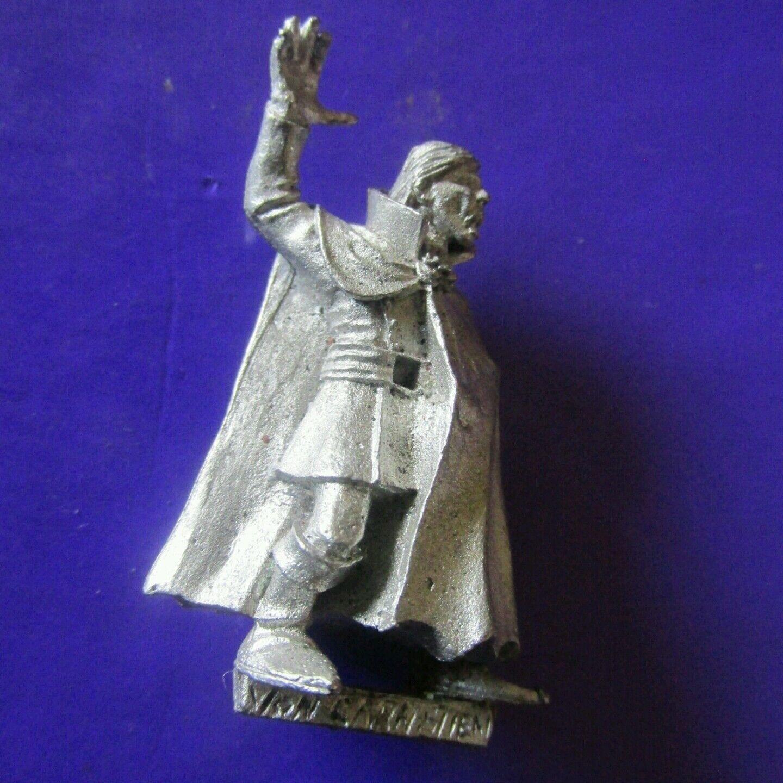 Vlad von carstein citadel GW undead games workshop male vampire lord rare pose