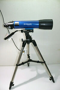 Meade-Infinity-102-Telescope-w-Blue-Carrying-Bag