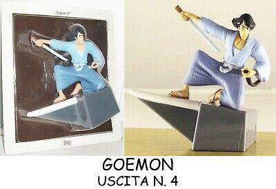 14 - USCITA N - LUPIN Hobby /& Work LUPIN 3rd - MINIATURA FIGURE 11cm III