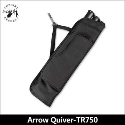 Archery 3D Arrow Quivers Arrow Bag  3tubes//4 tubes Hip Quiver Waist Hanged Arrow