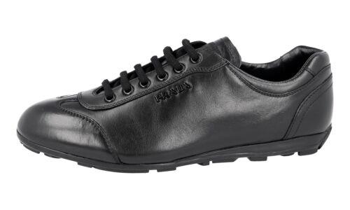 Schwarz 5 Prada Neu Sneaker 37 Luxus New Schuhe 38 3e4900 O4qTnIw