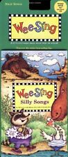 Wee Sing Silly Songs (Book and CD) by Pamela Conn Beall, (Audio CD), Price Stern