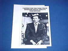 Frank sinatra birthday or greeting card ebay item 6 vintage frank sinatra classic tv greeting birthday card envelope unused vintage frank sinatra classic tv greeting birthday card envelope unused bookmarktalkfo Image collections
