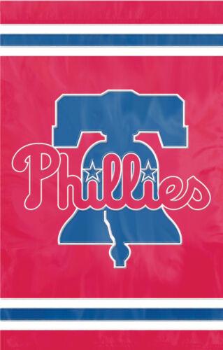 Philadelphia Phillies Applique Embroidered Banner Flag MLB