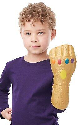 Jungen Mädchen Avengers Unendlichkeit Handschuh Thanos Maskenkostüm Outfit Auf Der Ganzen Welt Verteilt Werden