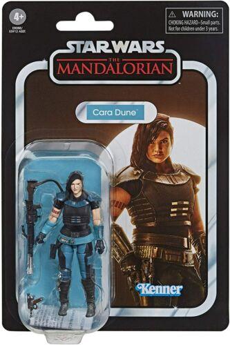 "STAR Wars cara Dune i Mandaloriani 3.75/"" VINTAGE Figura-Nuovo di Zecca"