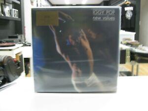 Iggy Pop LP Europa New Values 2019 Limitierte Green Vinyl 180GR. Audiophile