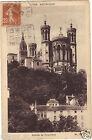 69 - cpa - LYON - Abside de la basilique Notre Dame de Fourvière