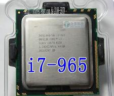 Free shipping SLBCJ Intel Core i7 Extreme Edition 965 I7-965 CPU 3.2 GHz LGA1366
