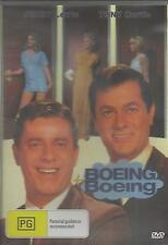BOEING BOEING - JERRY LEWIS & TONY CURTIS NEW ALL REGION DVD