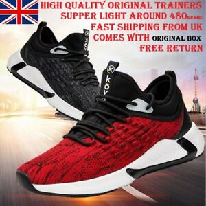 KOYA KF1 Mens & Womens Trainers Sneakers High Quality Gym Running Casual Shoes