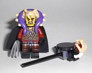 LEGO-Ninjago-Chen-Minifig-Figur-Anacondrai-Tempel-Meister-Schlange-70749