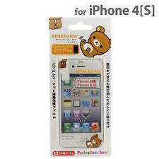 San-X Rilakkuma Protection Sticker for iPhone 4S/4 /SE09101