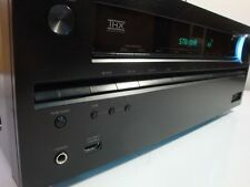 Onkyo TX-NR-616 / 7.2 AV-Receiver HDMI / THX / inkl. W-LAN STICK / TOP !  #A90
