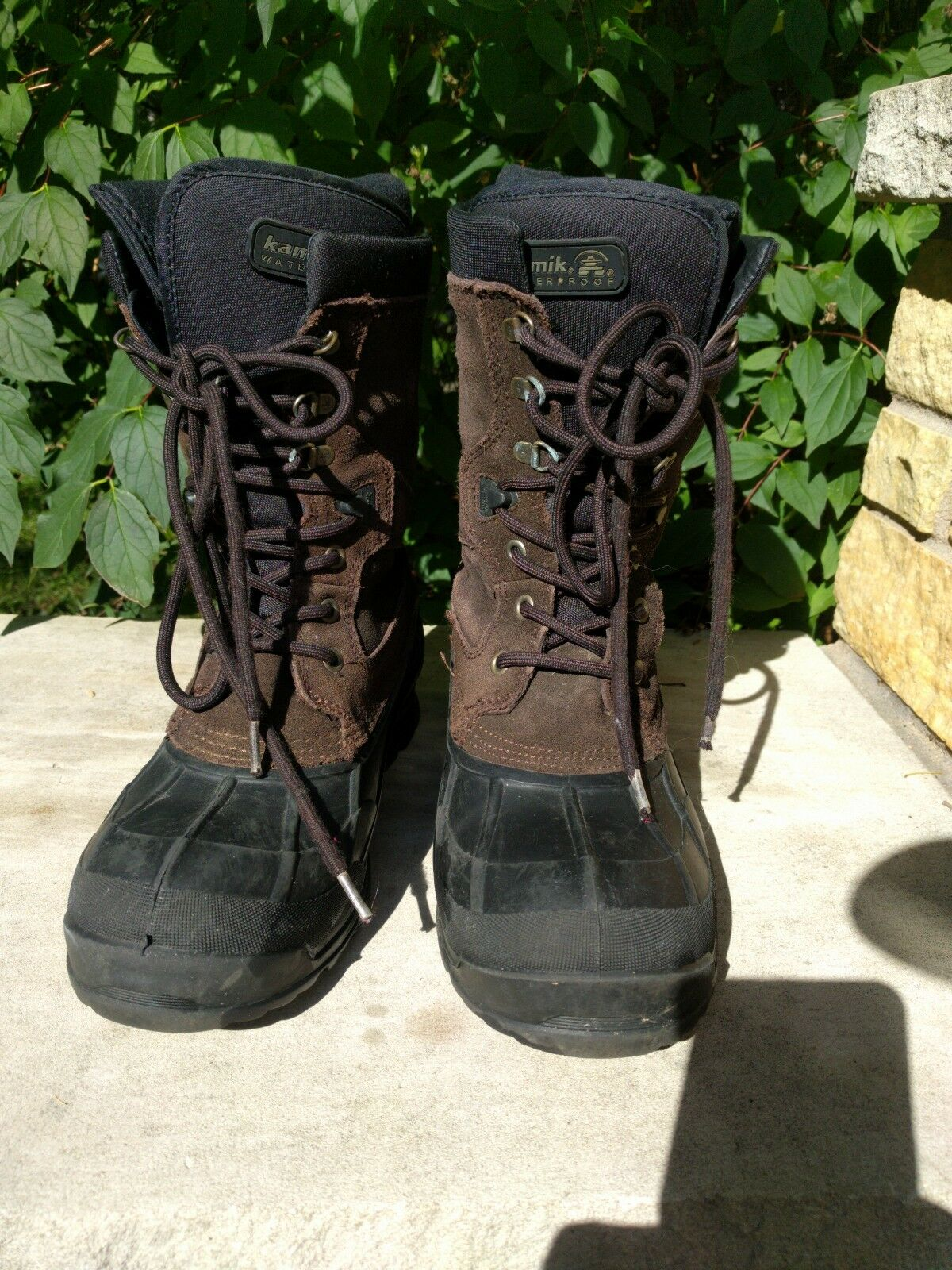 Kamik Winter Boots 9  Nation wide thinsulate