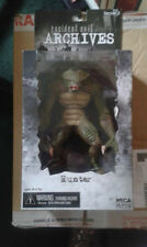 NECA RESIDENT EVIL ARCHIVES SERIES 2 HUNTER ACTION FIGURE CAPCOM PLAYER SELECT