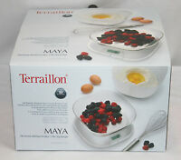 Terraillon Maya Kitchen Scale – 11lb Capacity – In Box
