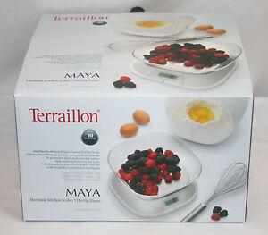 Terraillon Maya Kitchen Scale – 11lb