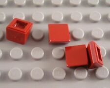LEGO Lot of 4 Red 2x4 Roof Peak Slope Pieces