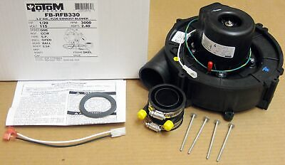 Heil Furnace Draft Inducer//Exhaust Vent Venter Motor OEM Replacement 1013517