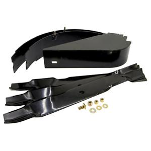 "119091 Genuine Hustler 60/"" Raptor SD Mulch Kit"