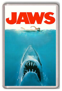 JAWS 1975 FRIDGE MAGNET IMAN NEVERA bCfYxceB-09160350-988569904