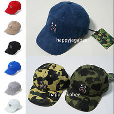 83ac380b62b09 a Bathing Ape ABC Camo Shark Snapback Cap Men s Auth From Bape Japan ...