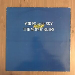 MOODY-BLUES-Voices-In-The-Sky-The-Best-Of-1984-UK-vinyl-LP-Greatest-Hits