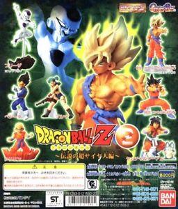 Capsule-Toys-Gashapon-Hg-Dragon-Ball-Z-Imagination-2-Set-7pcs-Capsule-dragonball