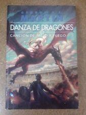 CANCIÓN DE HIELO Y FUEGO 5. DANZA DE DRAGONES I