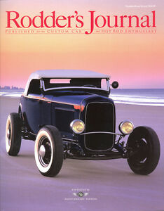 No-47-Cover-A-15th-Anniversary-Edition-1932-Ford-Roadster-RODDERS-JOURNAL