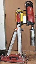 Hilti Dd250 Core Drill Rig With Stand