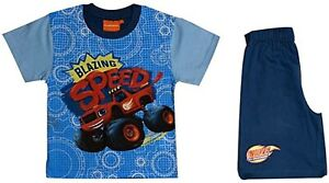 Blaze and The Monster Machines Short and T-Shirt Set Age 2, 4, 5 and 6 Years.New