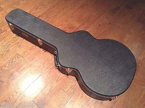 new tkl 17 jumbo hard shell guitar case 4 gibson j200 j 200 epiphone es guild ebay. Black Bedroom Furniture Sets. Home Design Ideas
