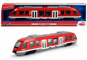 Dickie-203748002-City-City-Train-Neu