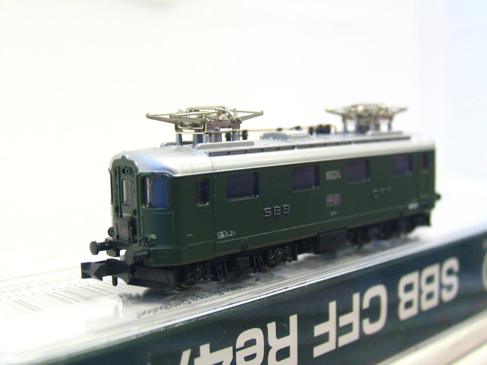 Kato N 11603 E-Lok Re 4 4 10024 SBB CFF OVP (V6070)