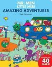 Mr. Men Amazing Adventures Flap Book von Roger Hargreaves (2014, Gebundene Ausgabe)
