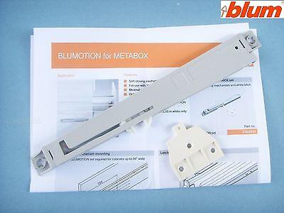 PLASTIC OTION FOR METABOX SET WHITE BLUM