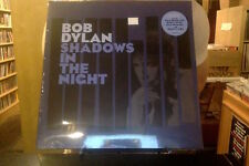Bob Dylan Shadows in the Night LP sealed 180 gm vinyl + CD