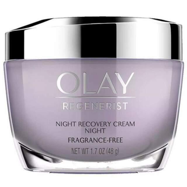 NEW!! OLAY Regenerist NIGHT RECOVERY CREAM  Fragrance Free 1