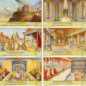 LIEBIG : S_1654 : 'Représentation de la divinité